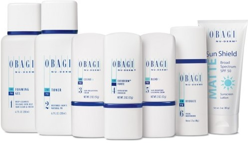 Obagi: Improving the skin you're in….