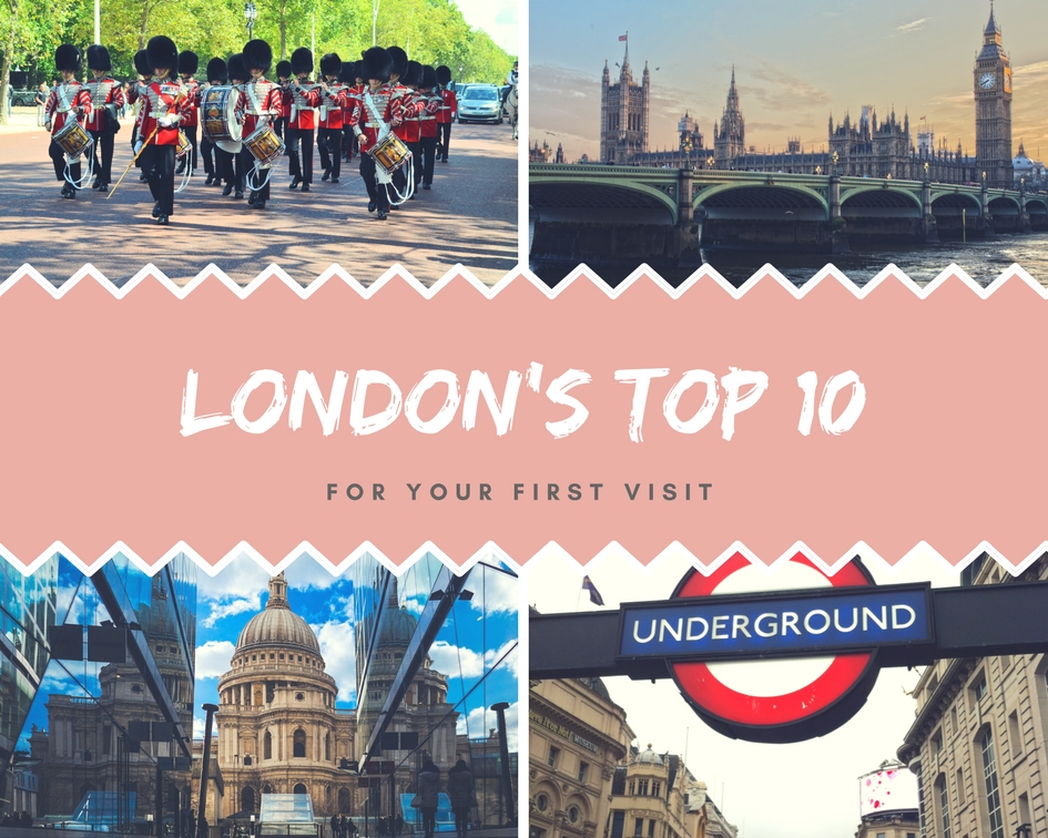 London's Top Ten; London Top 10; Best of London