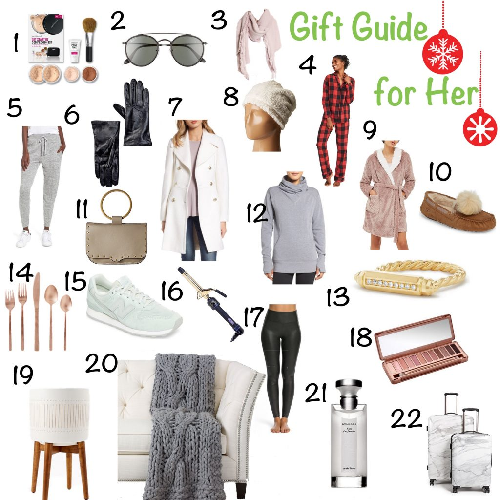 Bree's Holiday Gift Guide For Her