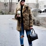 Favorite Under $50 | Faux Fur Leopard Print Coat