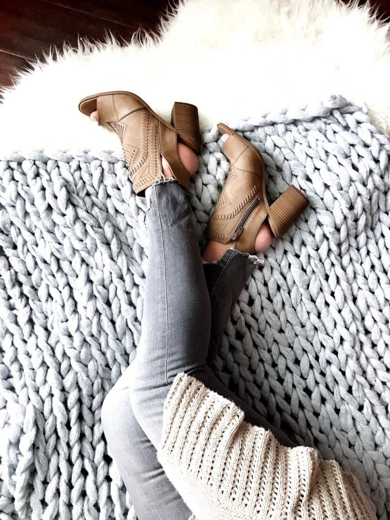 Duped   Vince Camuto Karinta Booties