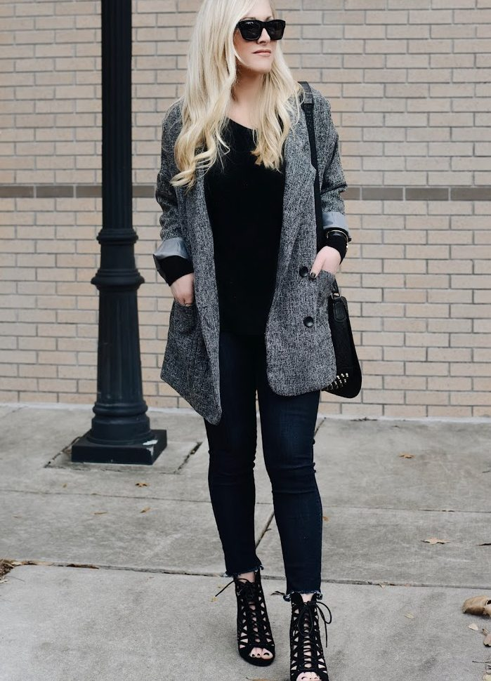 Friday Favorites: Best Boyfriend Blazer
