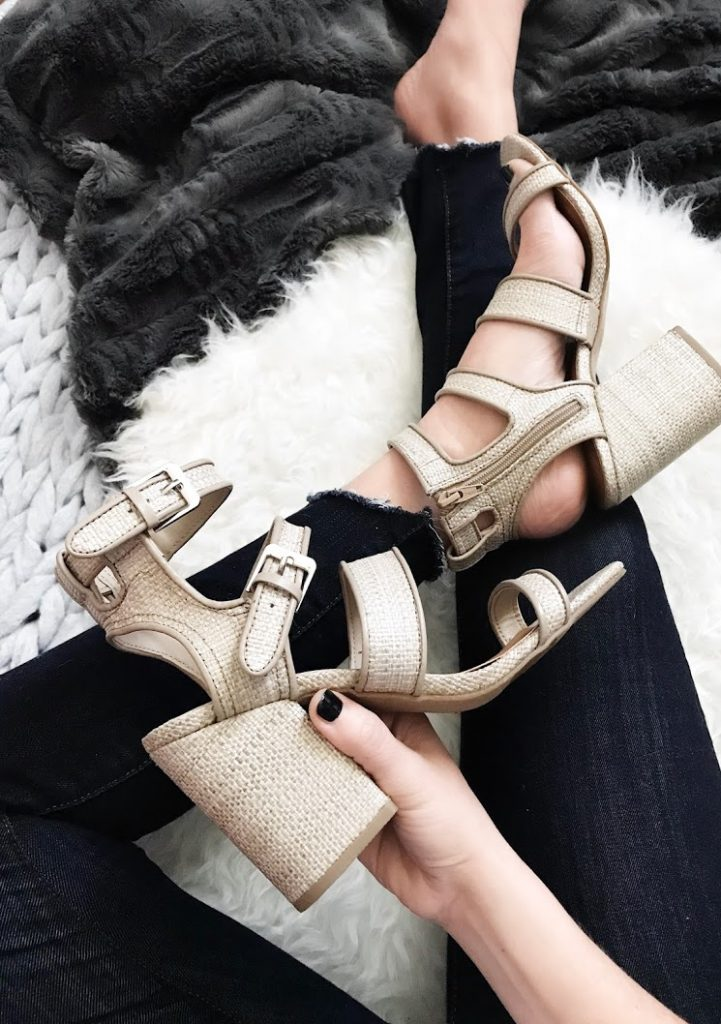 Up Your Spring Shoe Game with These Favorite Neutrals!