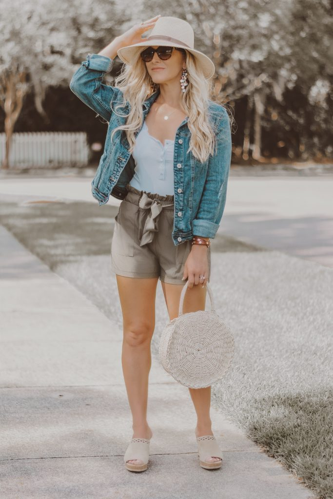 Top 5 Reasons Why I'm Loving The Paper Bag Waist Trend // BreeAtLast.com