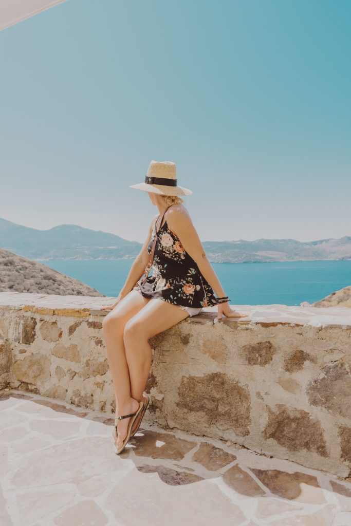 Adventures in Greece | Milos Island | Day 1 | BreeAtLast.com | Milos Travel Guide