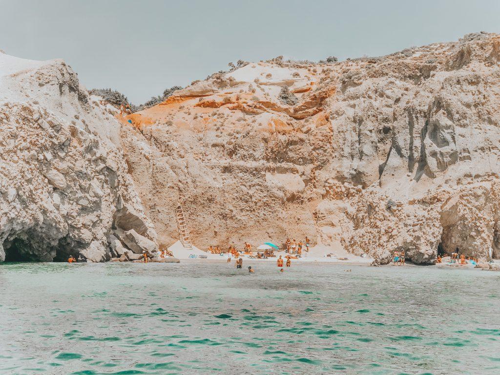 Milos Island   Day 2   Milos Adventures In Greece   BreeAtLast.com