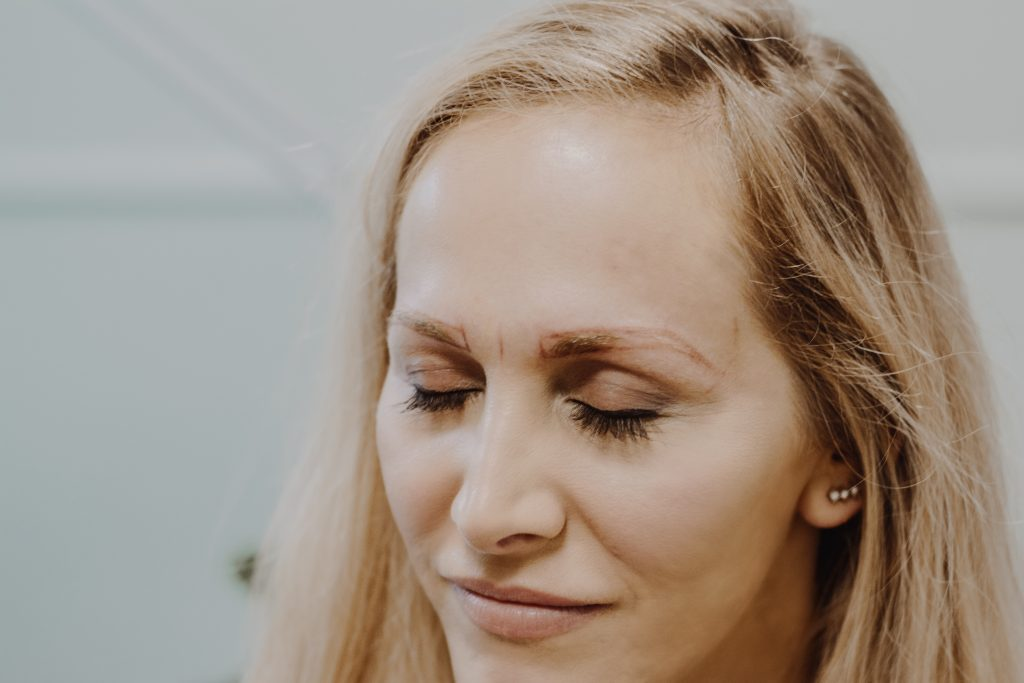 Microblading Charleston | My Experience with Ultra Brows | BreeAtLast.com