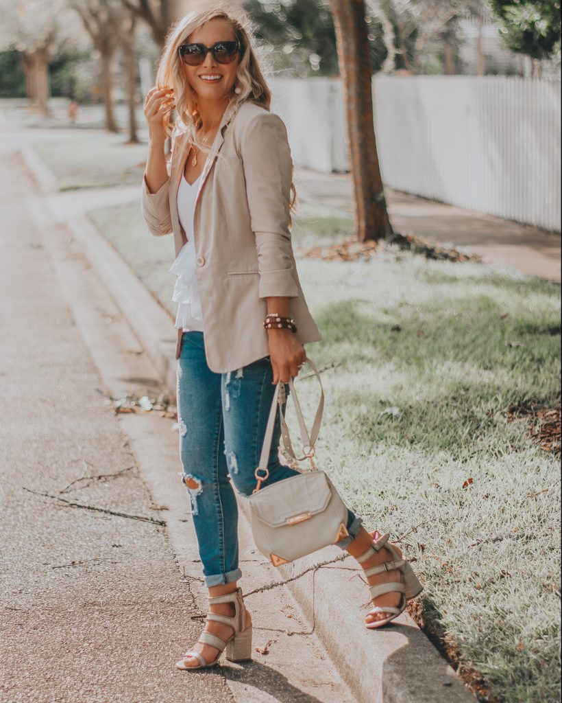F21 Favorite Distressed Jeans | F21 Frugal Finds | BreeAtLast.com