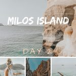 Adventures in Greece | Milos Island | Day 2