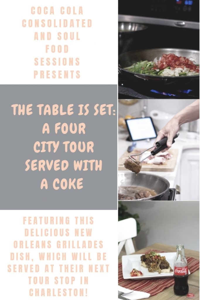 The Table is Set | A Four City Culinary Tour Coming to Charleston!