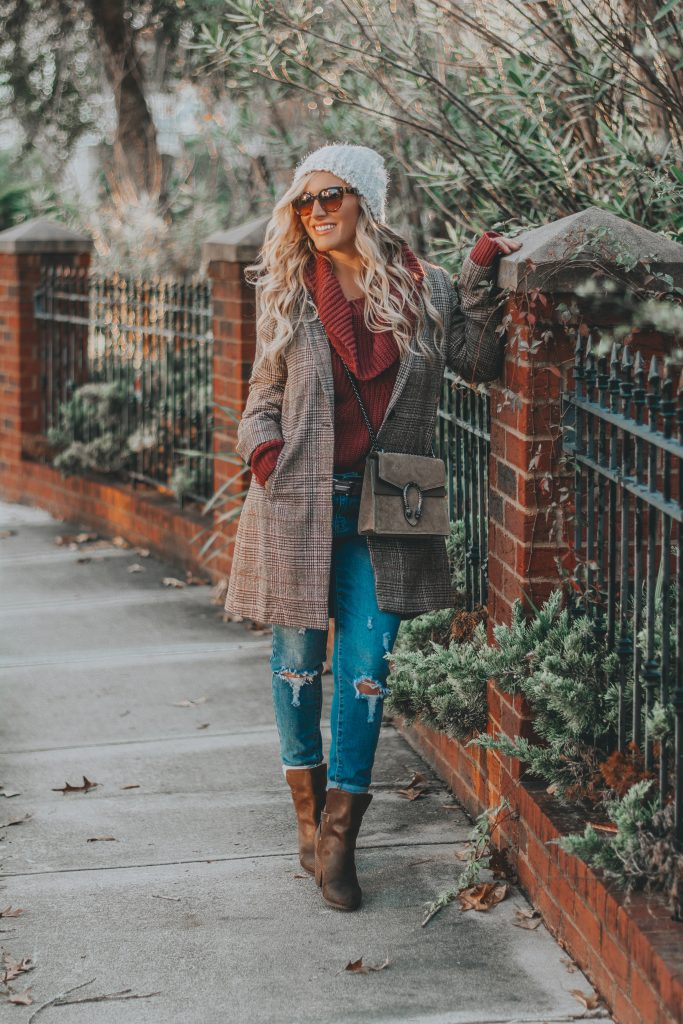 Mad About Plaid | Favorite Plaid Picks Under $50