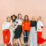 Galentine's Brunch at Poogan's Porch Charleston + Cute and Casual Budget Friendly Valentine's Look