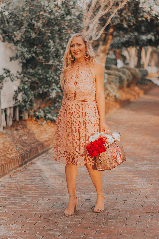 Think Pink | 20 Pink Occasion Dresses Under $100 | BreeAtLast.com