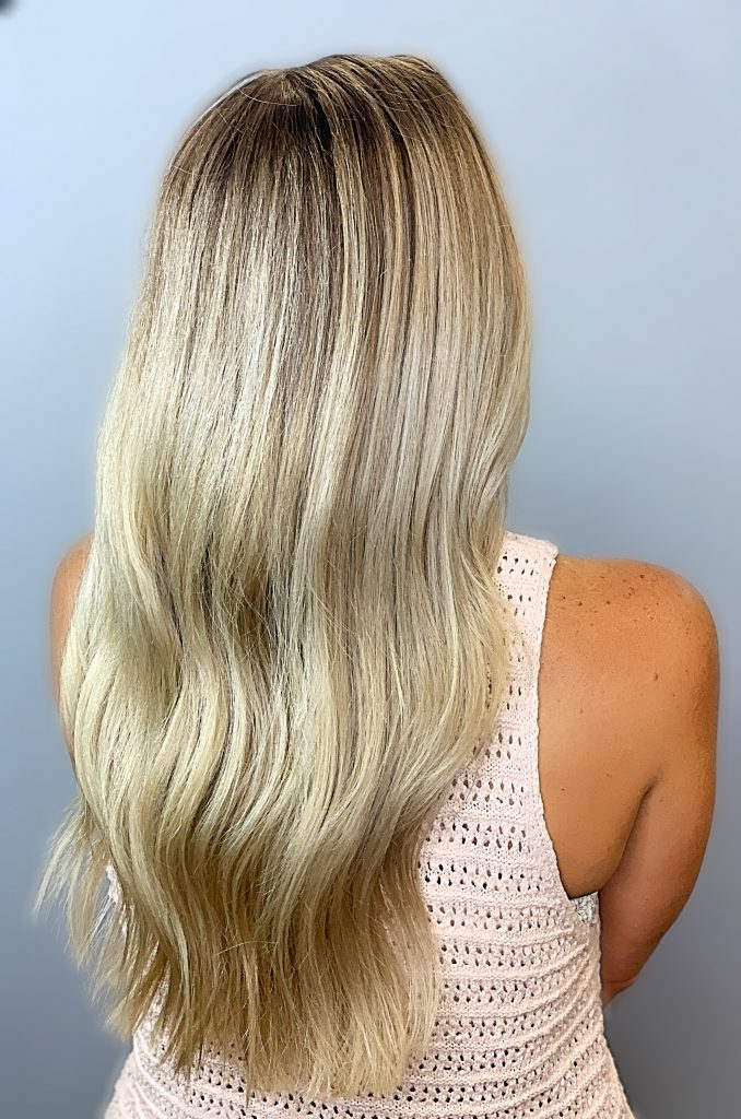 New Hat. New Hair. Who dis? | Blonde Hair Inspo | BreeAtLast.com