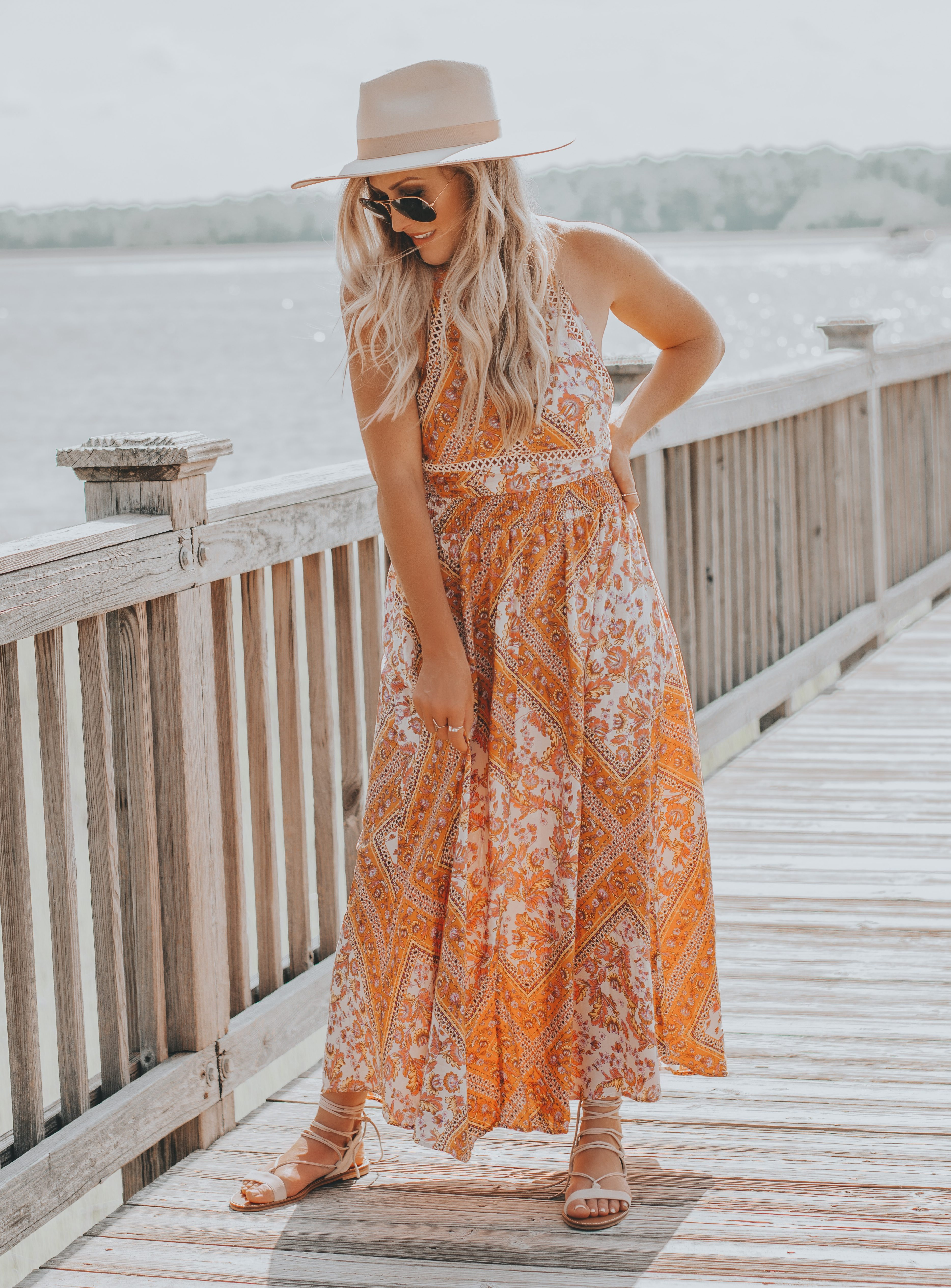 Every Season is Maxi Season | And Here's One for Under $30 | BreeAtLast.com