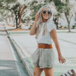 Not Your Mother's Skort | Budget Buys by Bree