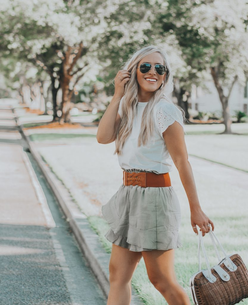Not Your Mother's Skort | Budget Buys by Bree | BreeAtLast.com