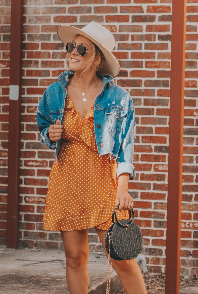 Transition Your Summer Dresses to Fall