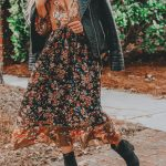Fall Florals | The $30 Midi Dress You Need in Your Closet This Season