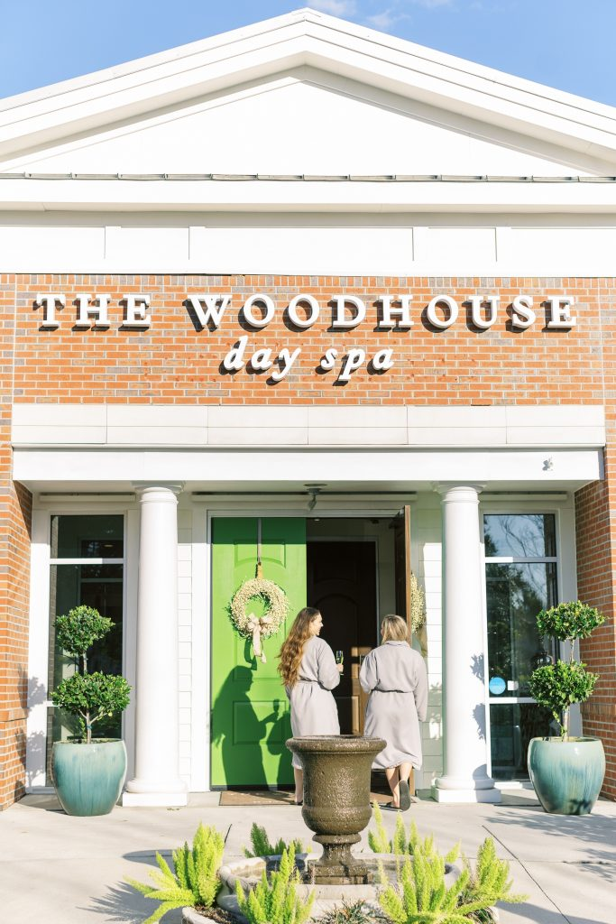 The Best Spa in Charleston | Woodhouse Day Spa | BreeAtLast.com