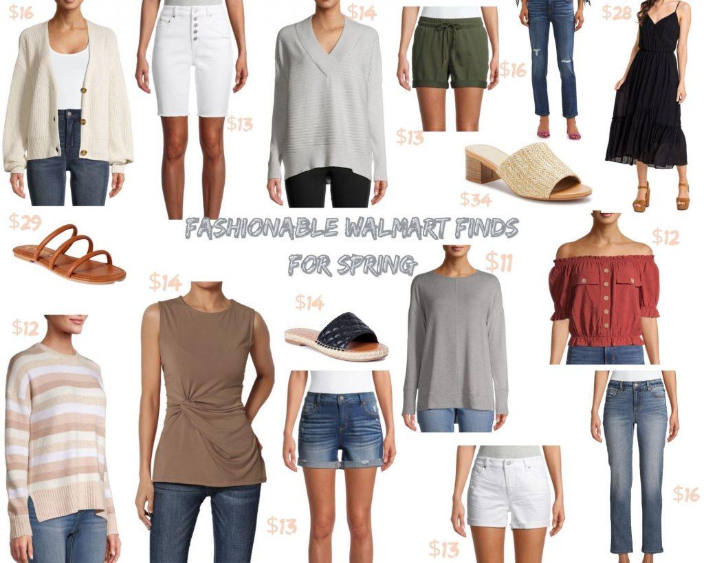 Walmart Spring Fashion Finds